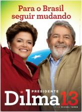 Para o Brasil seguir Mudando Dilma e Lula