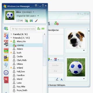 msn messenger live 8 1: