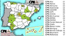 Mapa de los clubes CPN