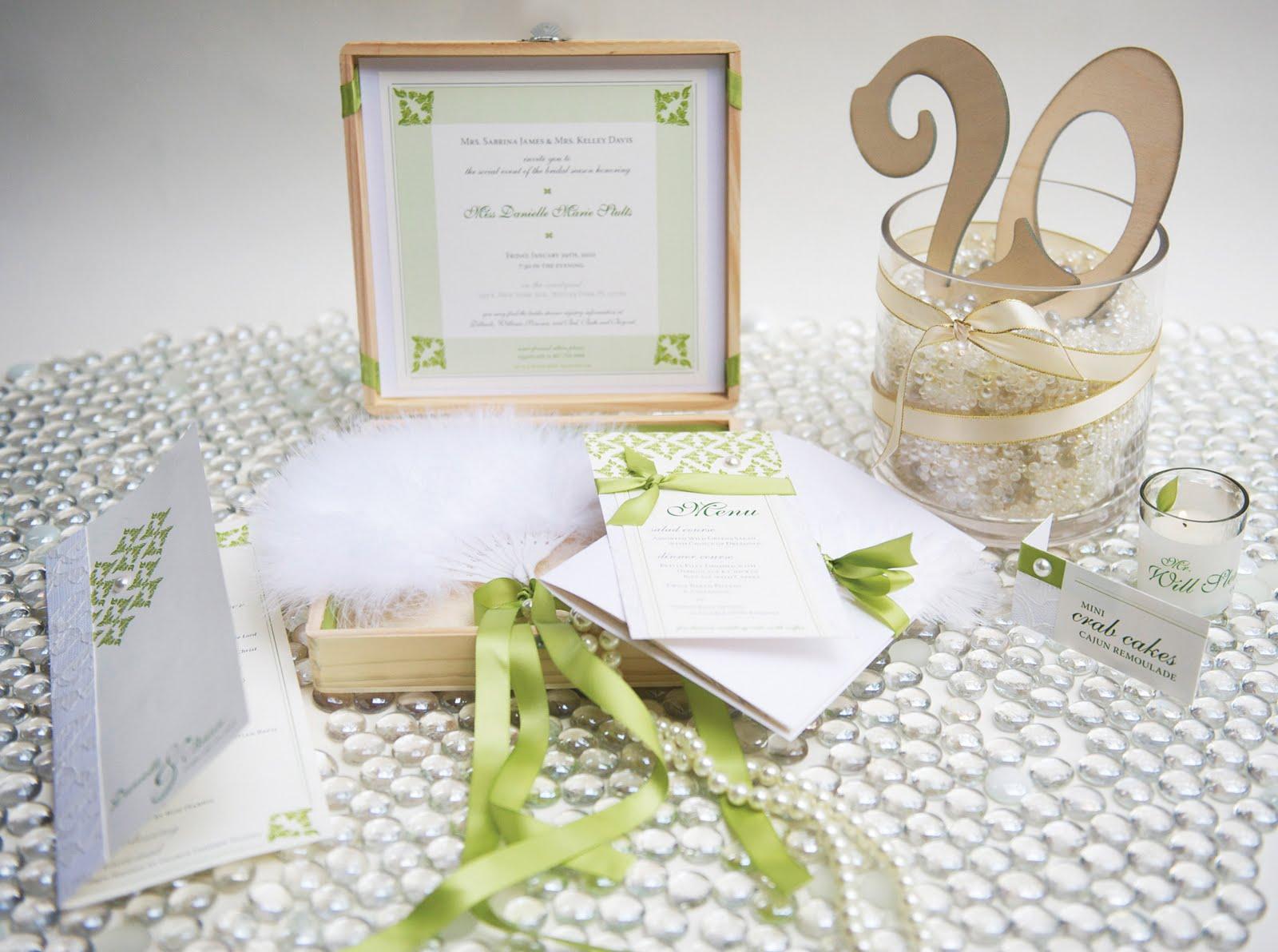 Exciting News 2u!: Modern Day Great Gatsby Wedding Style!