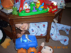Daniel's First Christmas Eve