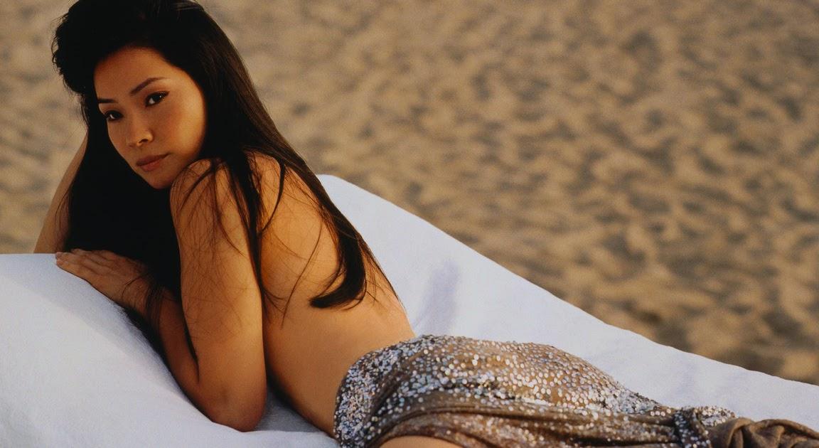Carmella bing bikini blue