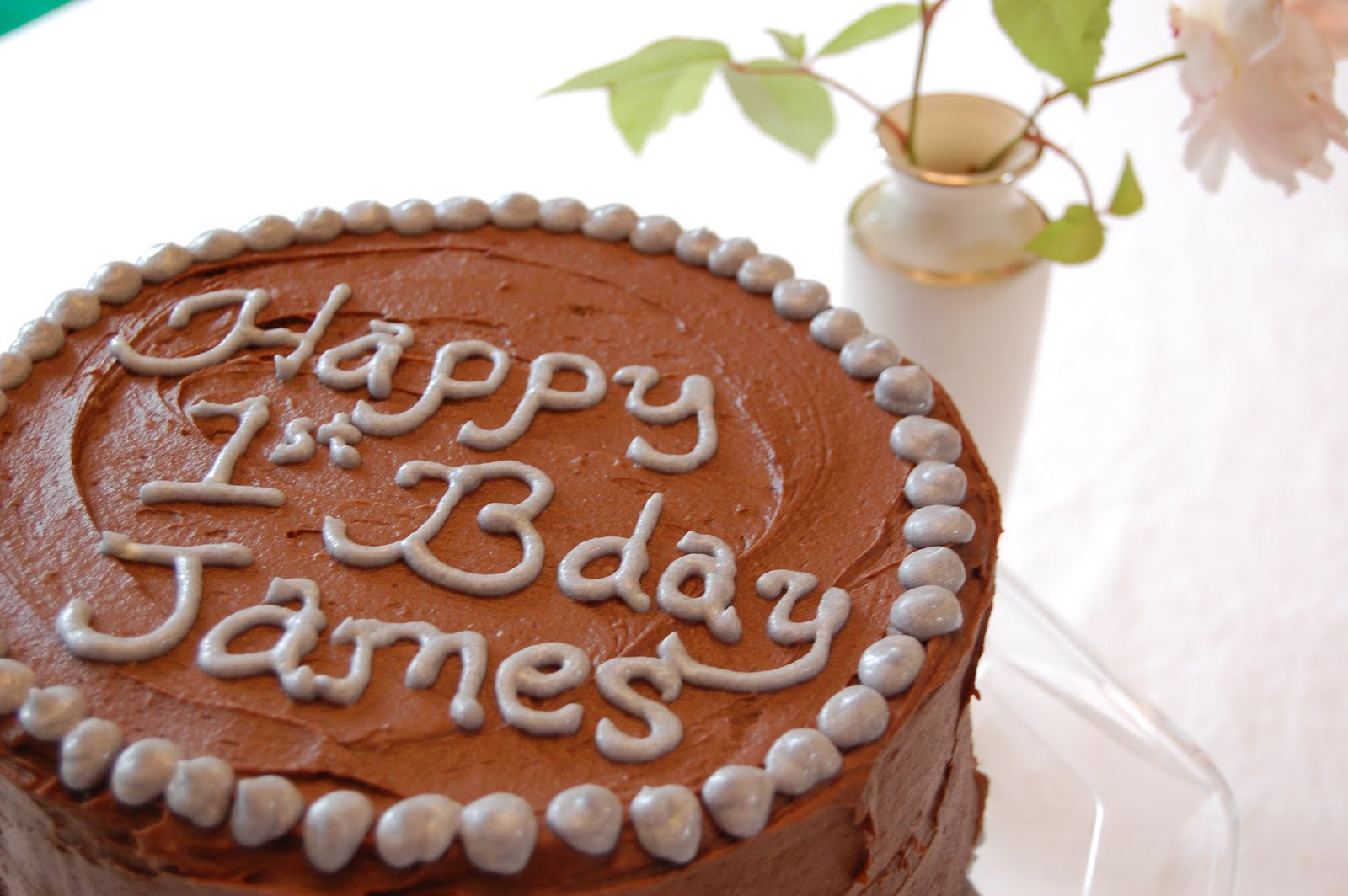 Happy birthday james cake images another birthday cake again happy birthday james cake images the apple cider mill homemaking tip cake flour substitute altavistaventures Image collections