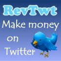 Get money from twitter