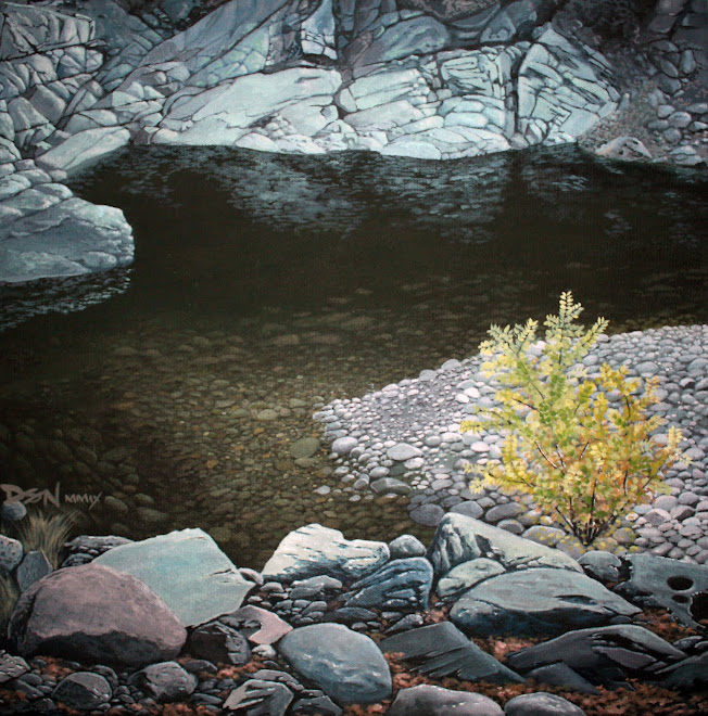 The Drain II  (Sold: The Highland Family)