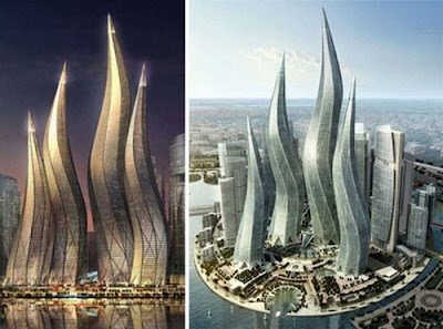 dubai buildings