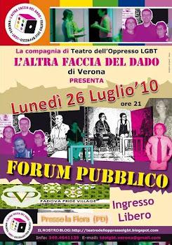 Lunedì a Padova Pride Village