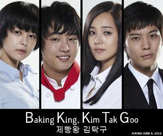 baking king, Kim Tak Goo