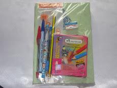 รับจัดชุดสมุด/ปากกา/ดินสอ/เรขาคณิต