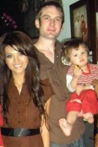 Farah Quinn with family