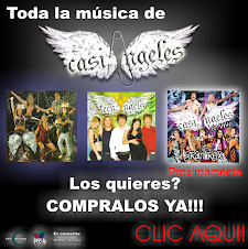 VENTA CDS TEEN ANGELS!