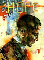 Obama grafic art