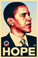 Obama grafic image