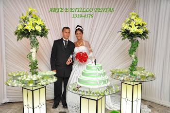 Casamento de Daiana e Denilson