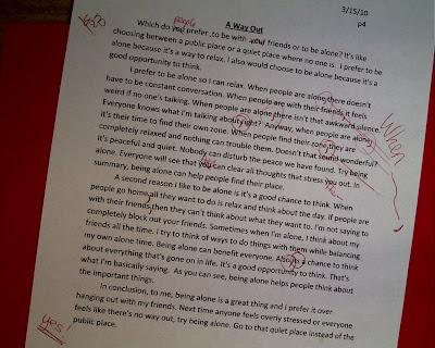 the right stuff essay