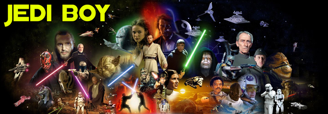 Jedi Boy