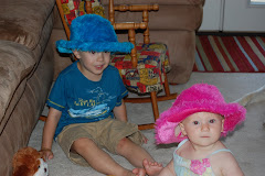 Again with the Pimp Hats, Mom?