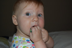 Teething on Mom's Jewelry