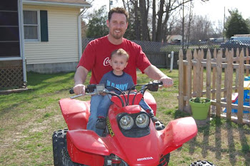 Big Brother Eric, Little Nephew Landon