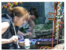 Giugno 2006:  Festa di Cascina Ronco