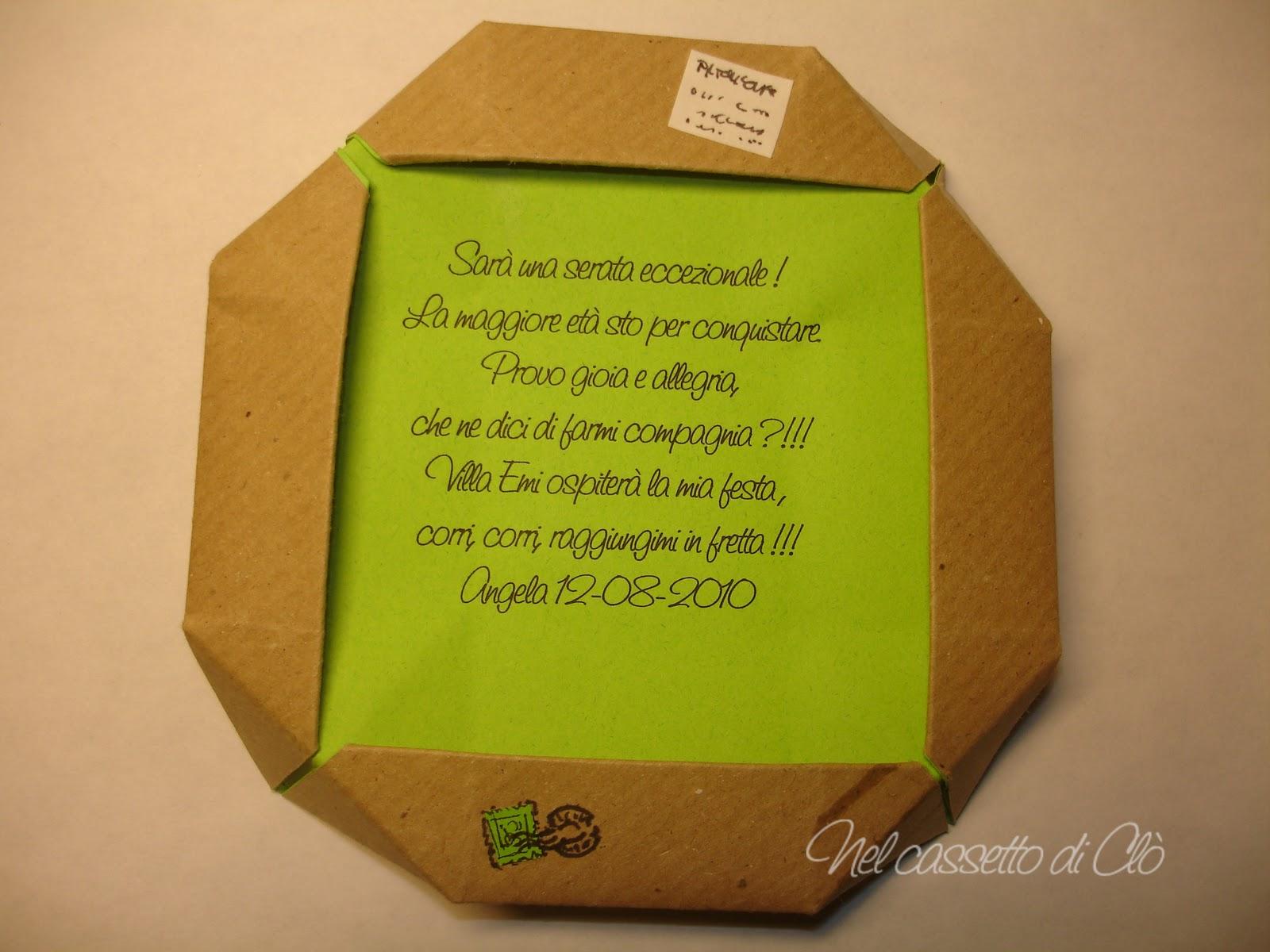 Favorito Nel cassetto di Clò: novembre 2010 OC39