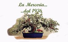 La MERCERIA DAL 1936