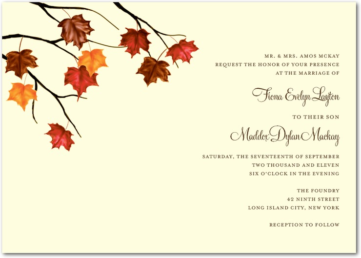 Utah Events Design Autumn Themed Weddings