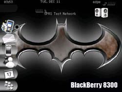 Download Cartoon cell phone themes for Blackberry 8300 curve