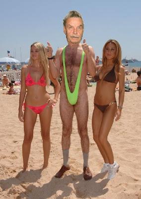 Borat Fritzl Mankini