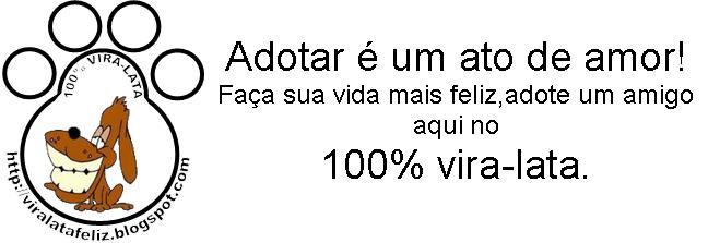 100% vira-lata