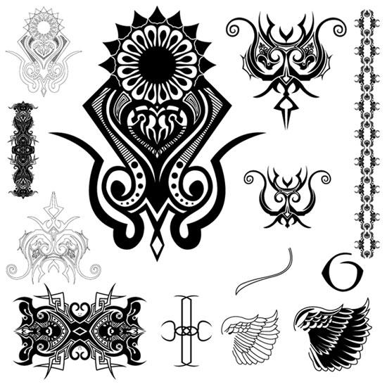tatuajes en la planta de los pies. tatuajes de tribales para la espalda. En Cuba la moda del tatuaje pertenece