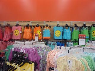K Mart clothing