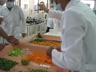 Durley tutora limpieza y desinfeccion en planta de alimentos for Limpieza y desinfeccion de alimentos