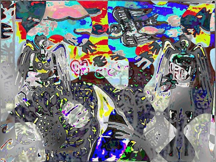 Το σκηνικο των '' Ορνιθων '' του Αριστοφανη σε Χρωματικη Κατα\Στροφη
