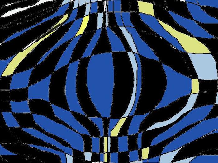 Blue Op Cinetism
