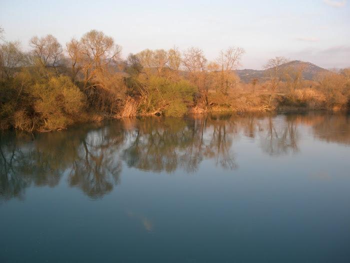 Ο Ποταμος Αχελωος [ στη Γουρια , ΑιτωλοΑκαρνανιας ]