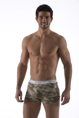 Muscle Jocks: Brett Novak
