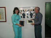 Premio Luis Chacón especialidad Grabado Salón Guacara 2008