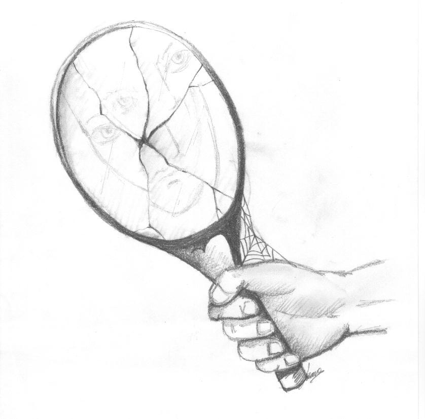Pgs enna luglio 2010 - Specchio rotto sfortuna ...