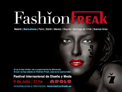 Fashion Freak Barcelona en la Sala Apolo