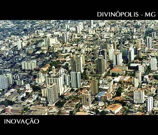 Foto do centro de Divinópolis