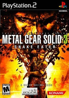 Anarchy In The Galaxy: 25 Days of Christmas - #4: Metal Gear Solid ...