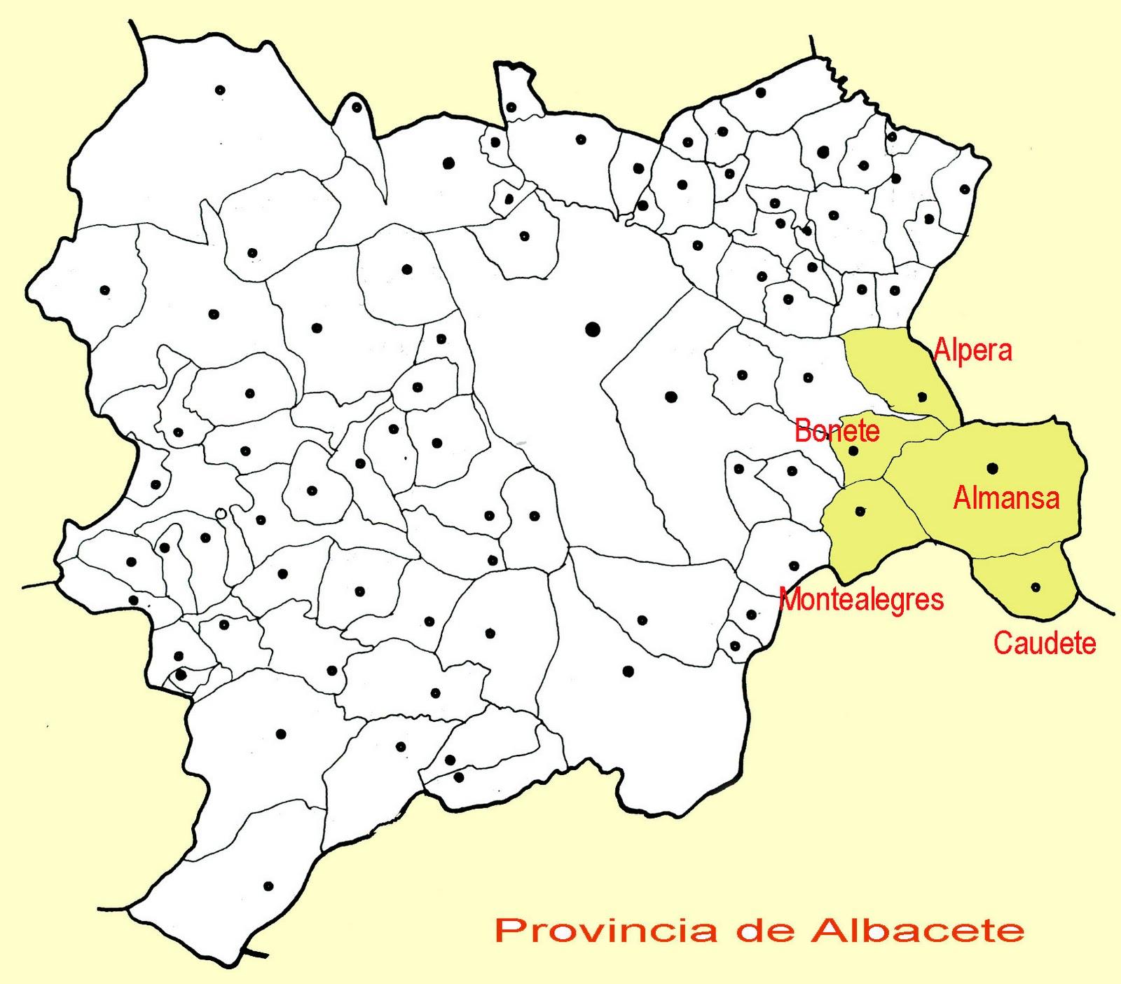 Albacete geograf a general tema 12 el altiplano de almansa for Provincia sudafricana con durban
