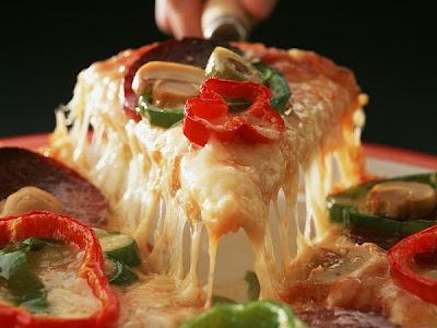 البيتزا الإيطالية 108753