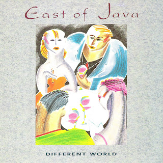 East of Java - Different World (1985)