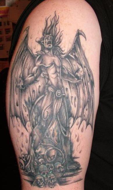 Gargoyle Tattoos Images: Tatuajes De Gárgolas .