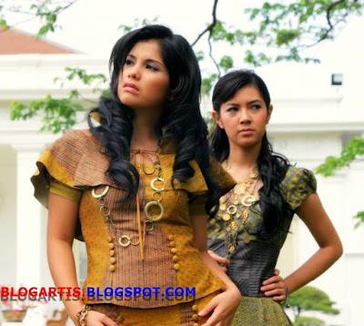 Foto Anissa Pohan, Carissa Puteri and Ratna Galih