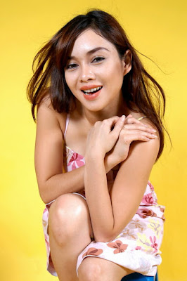 Trans TV Presenter - Terry Putri
