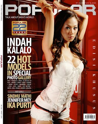 Indah Kalalo on Popular is HOT!