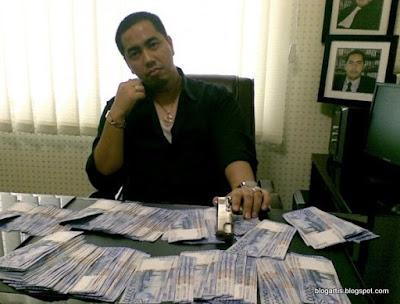sunan kalijaga banyak duit